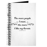 Like My Ferrets Journal