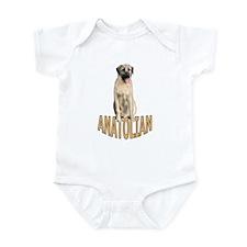 Anatolian Infant Bodysuit