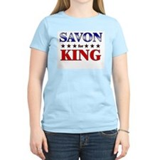 SAVON for king T-Shirt