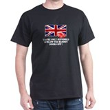Italian Job Union Flag T-Shirt