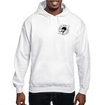 DEAD AIR Hooded Sweatshirt