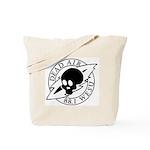 DEAD AIR Tote Bag