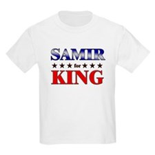 SAMIR for king T-Shirt