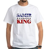 SAMIR for king Shirt