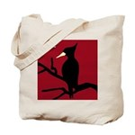 Ivory-billed Woodpecker: iLive Tote Bag