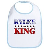 RYLEE for king Bib