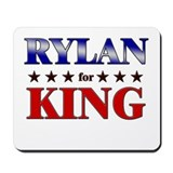 RYLAN for king Mousepad