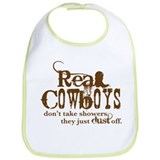 Real Cowboys Bib