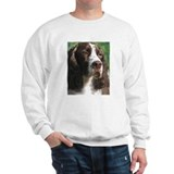 Adoring English Springer Span Sweater
