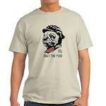 Obey the Pug! Chairman Pug Light T-Shirt