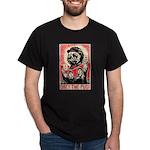 Follow Chairman Pug! Students Dark T-Shirt