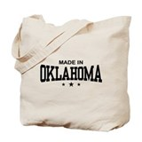 Made in Oklahoma Tote Bag
