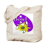 I Bowl Tote Bag