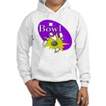 I Bowl Hooded Sweatshirt