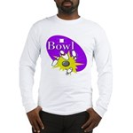 I Bowl Long Sleeve T-Shirt