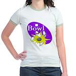 I Bowl Jr. Ringer T-Shirt
