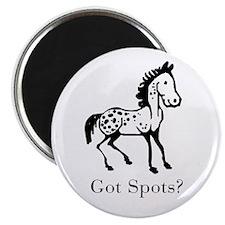"Appaloosa Got Spots 2.25"" Magnet (10 pack)"