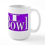 I Bowl Large Mug