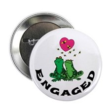 """Engaged 2.25"""" Button"""