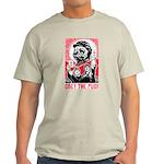 Follow Chairman Pug! 2-sided Light T-Shirt