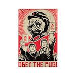 Follow Chairman PUG! Magnets (10 pack)