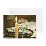 Christmas Dinner Greeting Card