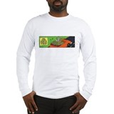 Cool Sanke Long Sleeve T-Shirt