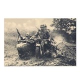 Postcards (Package of 8) German WWII Military