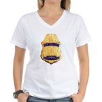 New York EMT Women's V-Neck T-Shirt