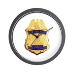 New York EMT Wall Clock