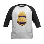 New York EMT Kids Baseball Jersey
