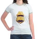 New York EMT Jr. Ringer T-Shirt