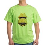 New York EMT Green T-Shirt
