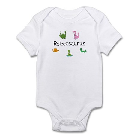 Ryleeosaurus Infant Bodysuit