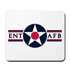 Ent Air Force Base Mousepad