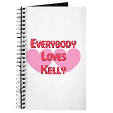 Everybody Loves Kelly Journal