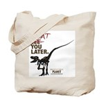 Prehistoric Planet Tote Bag