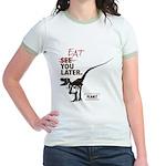 Prehistoric Planet Jr. Ringer T-Shirt