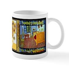Vincent Van Gogh Art - Small Mugs