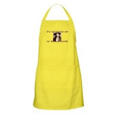 I'd Rather be In Deadwood BBQ Apron