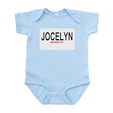 Unique Jocelyn Infant Bodysuit