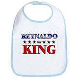 REYNALDO for king Bib
