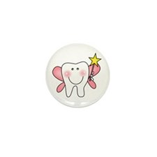 Tooth Fairy Mini Button (10 pack)