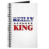 REILLY for king Journal