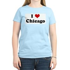 I Love Chicago T-Shirt