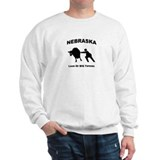 Cute Cow tipping Sweatshirt