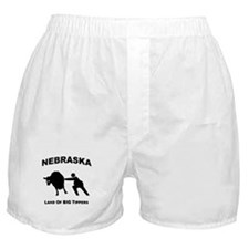 Unique Cow tipping Boxer Shorts