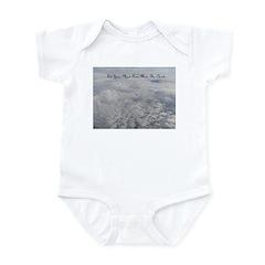 Clouds Infant Bodysuit