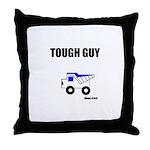 TOUGH GUY (KIDS DESIGN) Throw Pillow