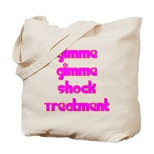 Shock Treatment Tote Bag
